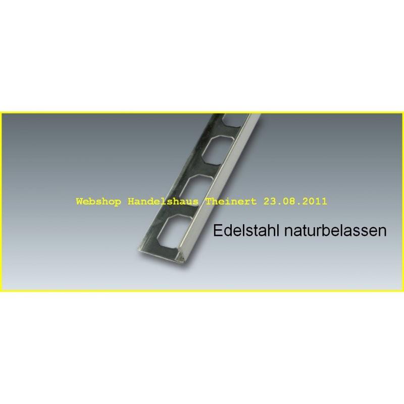winkelabschluss fliesenschiene fliesenprofil edelstahl 2. Black Bedroom Furniture Sets. Home Design Ideas