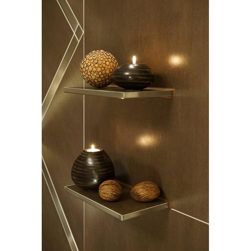 dusche ablage wand raum und m beldesign inspiration. Black Bedroom Furniture Sets. Home Design Ideas