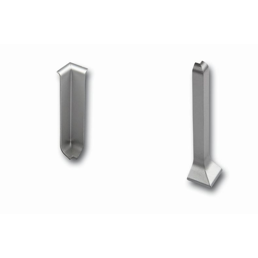 aussenecke fuer sockelleiste aluminium. Black Bedroom Furniture Sets. Home Design Ideas