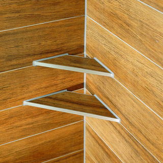 edelstahl eckregal als duschablage oder wandkonsole ecke offen fli. Black Bedroom Furniture Sets. Home Design Ideas