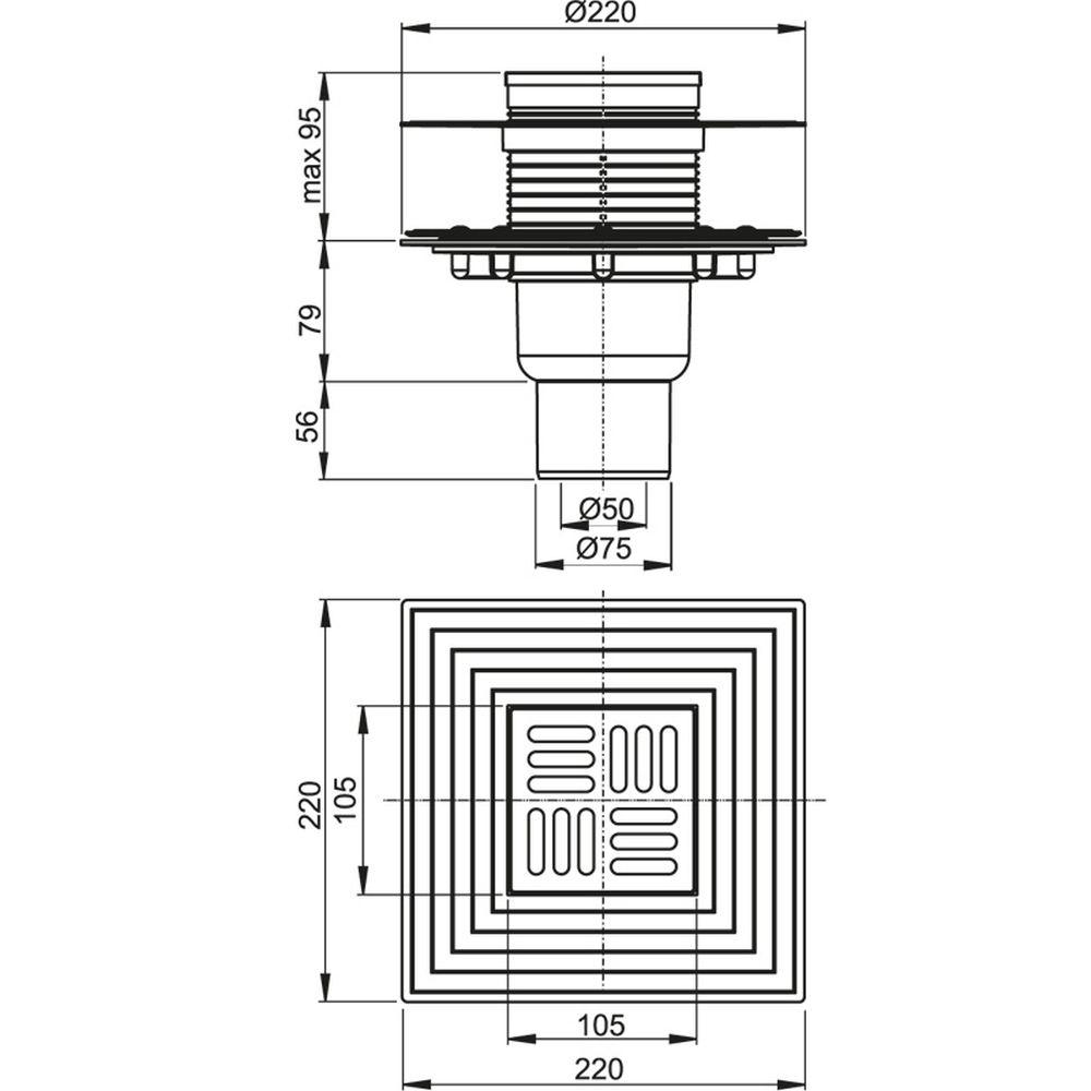 bodenablauf f r den innen und au enbereich. Black Bedroom Furniture Sets. Home Design Ideas