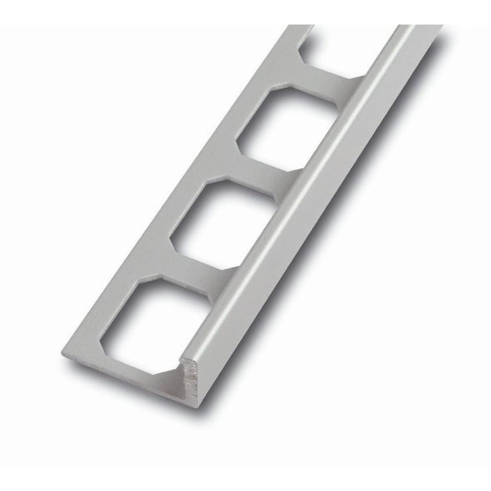 winkelabschlussprofil aluminium eloxiert silber fliesenschiene24. Black Bedroom Furniture Sets. Home Design Ideas