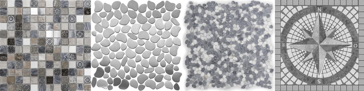 Mosaikfliesen
